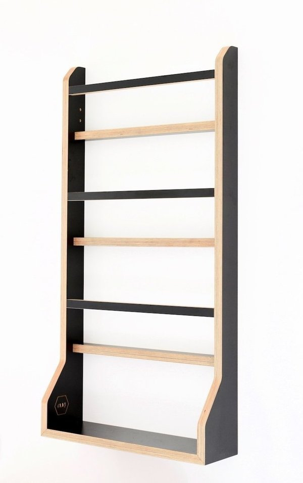 Display Shelf `SHELFIE` Black