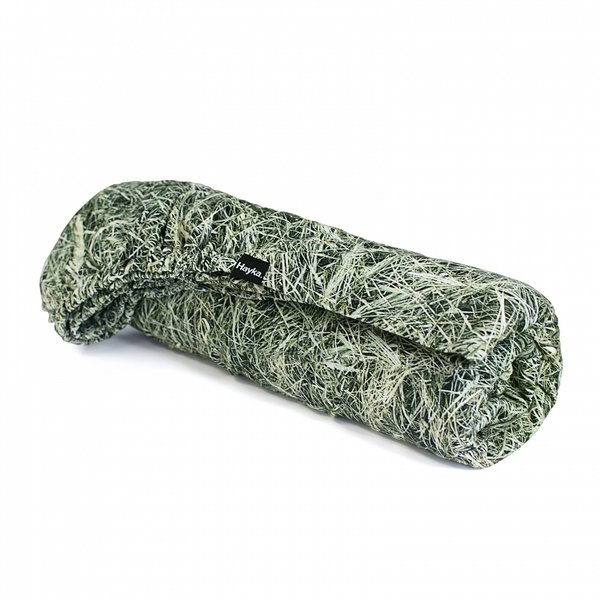 FOONKA Fitted Sheet `Hay`