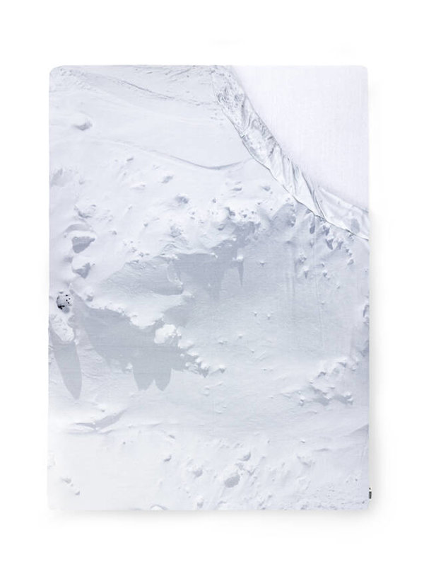 Fitted Sheet `Snow`