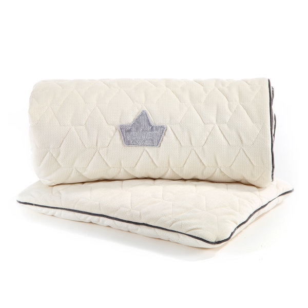 Blanket & Pillow Set Velvet Rafaello